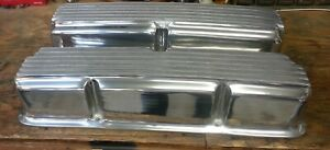 Ford Fe Aluminum Valve Covers By Moon Speed Equipment Ford Galaxie500fairlane500