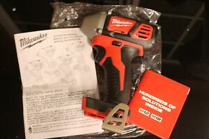 Milwaukee 2658 20 M18 3 8 Compact Cordless Impact Wrench With Friction Ring