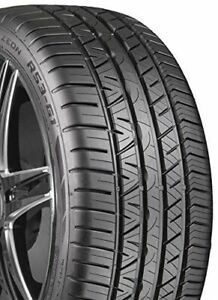 4 New Cooper Zeon Rs3 G1 All Season Performance Tires 215 45r17 215 45 17 91w