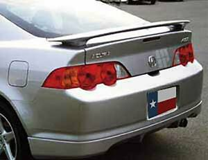 Fit 02 06 Acura Rsx Unpainted Jdm Tr Type r Rear Trunk Spoiler