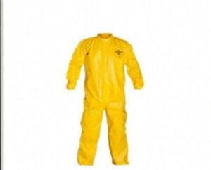 Dupont Tychem Qc Coverall Size 7x Large 0820sh