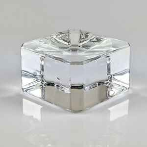 Sphere Display Stand clear Glass Crystal Ball Home Decor