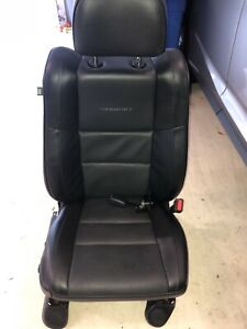 2016 Jeep Grand Cherokee Summit Seats Front Rear Blk Oem Heat cool 2011 2018