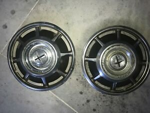 1966 1967 1968 1969 Chevrolet Corvair 13 Inch Hubcaps