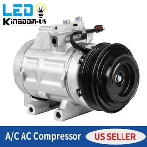 Ac A C Compressor Fit 07 14 Ford F 150 F 350 F 450 Expedition Lincoln Navigator