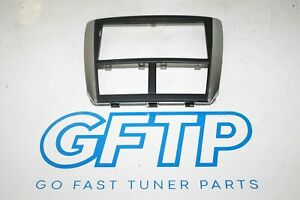 08 14 Subaru Wrx Sti Oem Radio Head Unit Surround Trim Bezel Center Dash Vent 09
