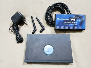 Chrysler Witech Diagnostic System Juniper Network Access Gateway Model Ssg 5