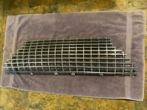 1957 1958 Cadillac Brougham Grille New