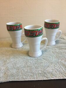 Coca Cola Vintage Mann Made Mugs Exclusive
