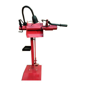 Manual Vertical Tire Expander Tyre Spreader With 110v Light High Efficiency New
