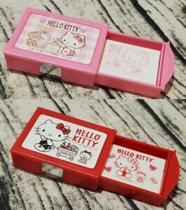 Cute Hello Kitty Magic Eraser Disappear Trick Fun Play Sanrio Gift Pencil Erase