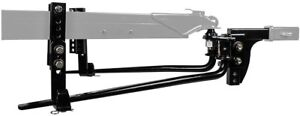 Reese 49913 Round Bar Weight Distribution Hitch 1150lb W Sway Control New