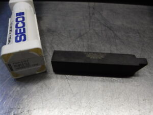 Seco 3 4 Indexable Lathe Tool Holder 4 5 Oal Ptapls 12 3 loc2626