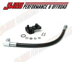 11 14 Ford 6 7 6 7l Powerstroke Diesel Cp4 Contam Disaster Prevention Bypass Kit