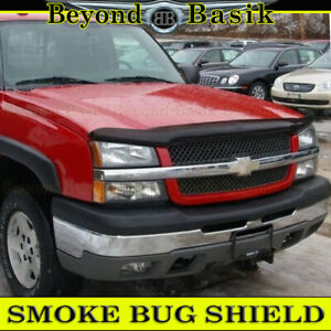 2003 2005 Chevy Silverado 1500 2003 2004 2500 Hd Smoke Bug Shield Hood Guard