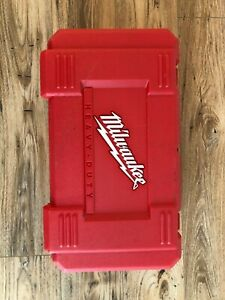 Milwaukee 1 2 D handle Right Angle Drill With Case