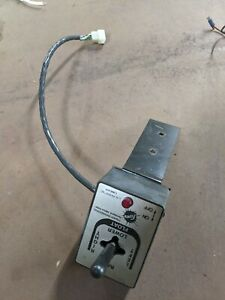Fisher Western Snow Plow Controller Control Unit 6 Pin Minute Mount Mm1 Mm2 Used
