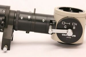 Olympus Bh2 Reflected Light Fluorescence Attachment Model Bh2 rfl only