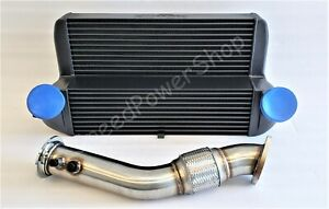 Turbo Catless Downpipe Intercooler For Bmw X5 35d E70 Diesel M57