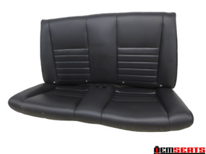 Ford Mustang Gt Leather Oem Converible Rear Seat1994 2000 2001 2002 2003 2004