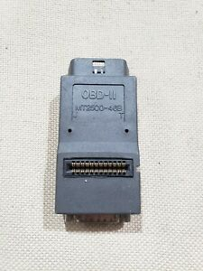 Snap On Mt2500 Solus Ethos Modis Verus Scanner Obd Ii Adapter Mt2500 46b Snapon