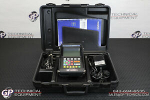 Olympus Epoch Lt loaded ultrasonic Thickness Gauge ndt inspections ge