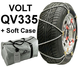 Volt Qv335 Z Cable Tire Snow Chains Cables