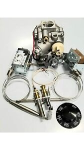 Gas Valve All Kit lp 3 4 Fpt In out For American Range Fryer Af 25 Af 45 Af