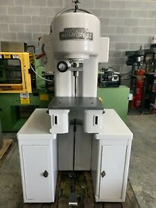 6 Ton Denison Multipress see Video C Frame Hydraulic Press Brake 4 Post
