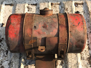 Vintage Wisconsin Engine Gas Tank