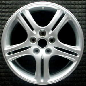 Mazda Protege Painted 17 Inch Oem Wheel 2001 To 2003