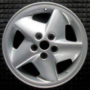 Pontiac Sunfire All Silver 15 Inch Oem Wheel 1995 To 1999