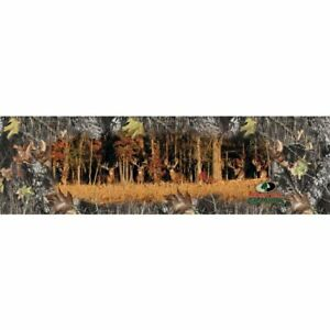 Mossy Oak Graphics 11005 Wl 66 X 20 Large Six Monster Bucks Window Graphic For