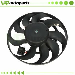 A C Condenser Cooling Fan Assembly For Audi Tt Quattro Volkswagen Beetle