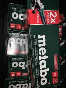 Metabo Wepba 17 125 5 Grinder New
