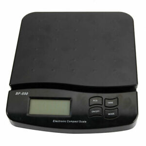 Postal Scale Digital Shipping Electronic Mail Packages Capacity Of 30kg 66lb Wfu