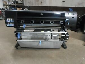 Hp Designjet Z6800 60 Wide Format Color Printer Ct