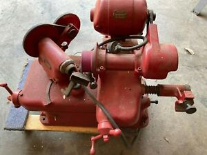 Motor Valve Seat Grinder W Sioux Motor And Complete Pilots