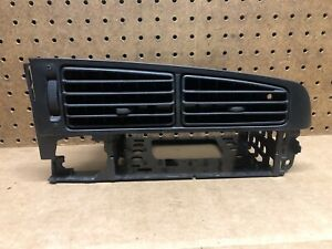 94 99 Vw Mk3 Jetta Golf Cabrio Dash Board Center Air Vent Radio Bezel Trim
