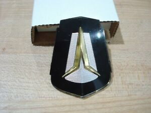 New Reproduction 1962 Plymouth Belvedere Hood Emblem Insert Nice