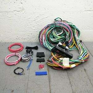1953 1957 Volkswagen Wire Harness Upgrade Kit Fits Painless Update Complete