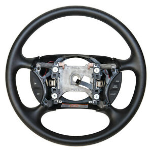 Oem New 1995 2003 Ford Ranger Black Vinyl Steering Wheel W Cruise Control