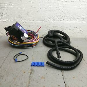 Wire Harness Fuse Block Upgrade Kit For 49 56 Plymouth Rat Rod Hot Rod