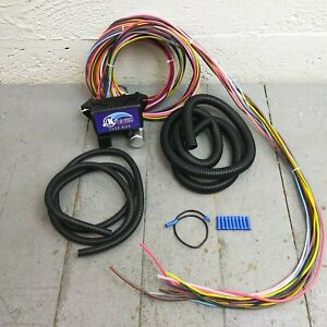 Wire Harness Fuse Block Upgrade Kit For 65 70 Dodge Coronet Plymouth Belvedere