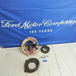 1964 1965 Ford Thunderbird Ultra Pro Wire Harness System 12 Fuse Update