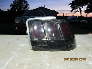 1999 To 2004 Ford Mustang Aftermarket Smoked Tail Lights