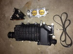 Ford Shelby Mustang Cobra Gt500 7r3v 6f066 db Supercharger Ez44078