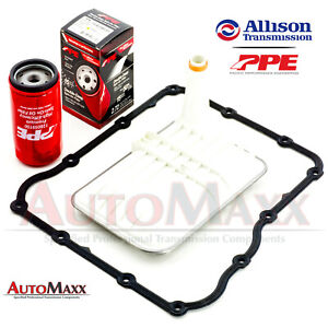 2000 up Allison Transmission 1000 Oil Filter Service Chevy Gmc Duramax Diesel
