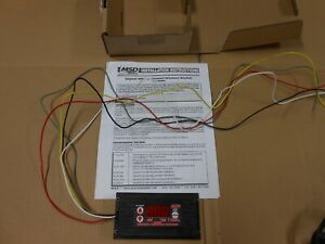 Msd Ignition 8969 Digital Rpm Activated Window Switch Nos Instructions Lsx Box