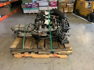 2010 Chevrolet Camaro Ss Oem L99 6 2 Ls Engine With A t Transmission Liftout
